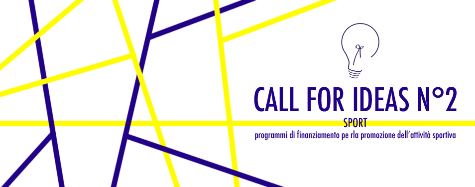 Call For Ideas N°2
