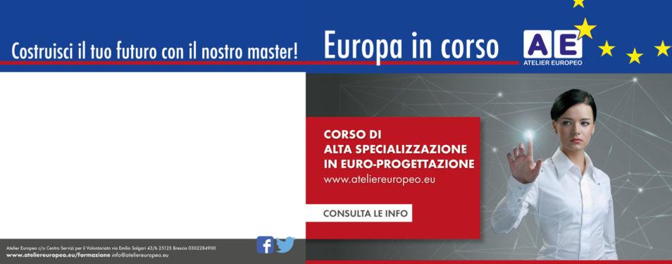 Corso di alta specializzazione in Euro-Progettazione...