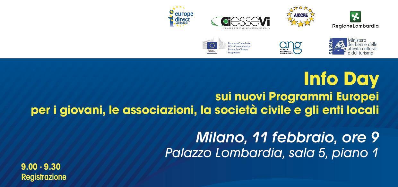 I nuovi programmi europei e il welfare