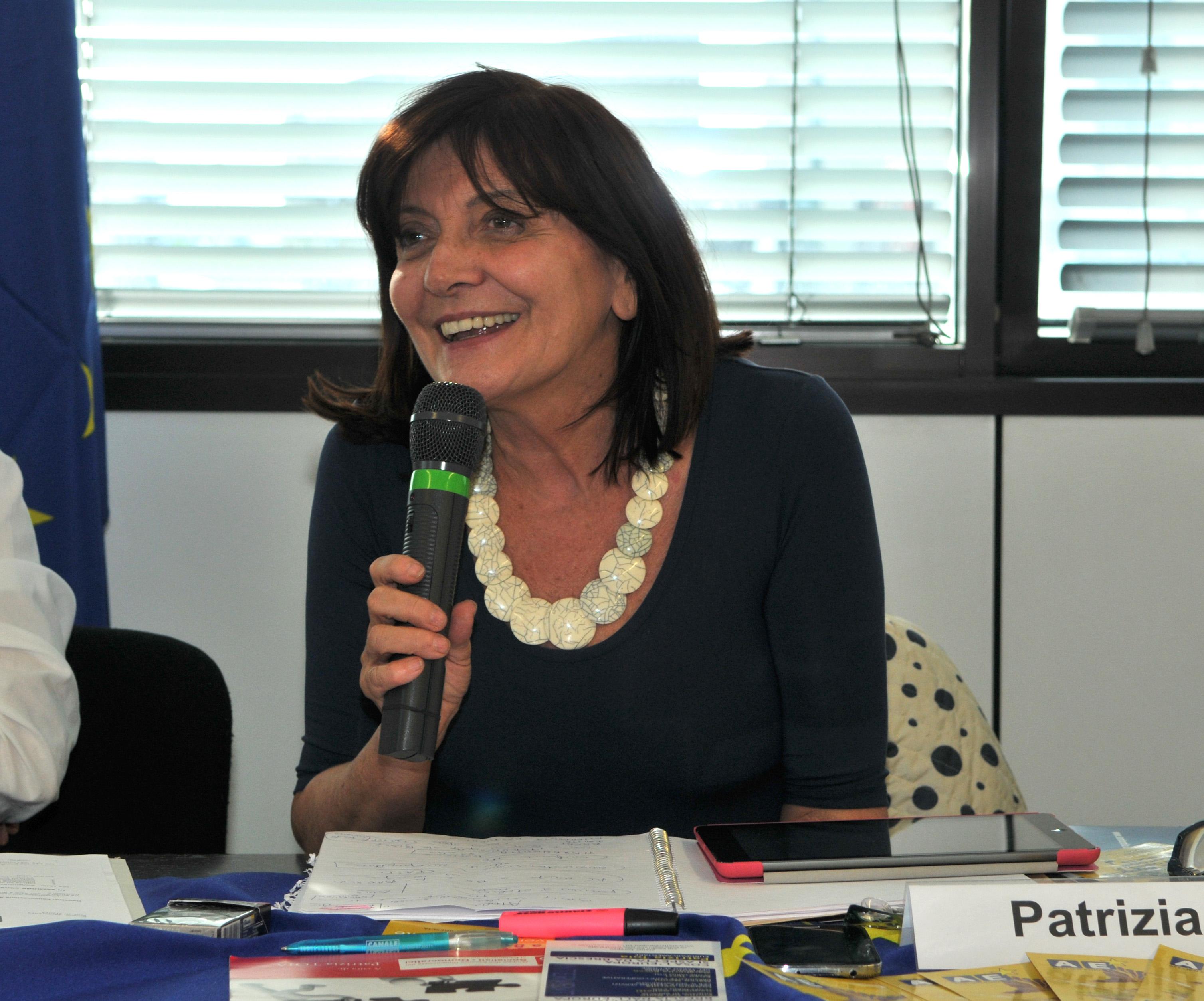 Incontro con Patrizia Toia