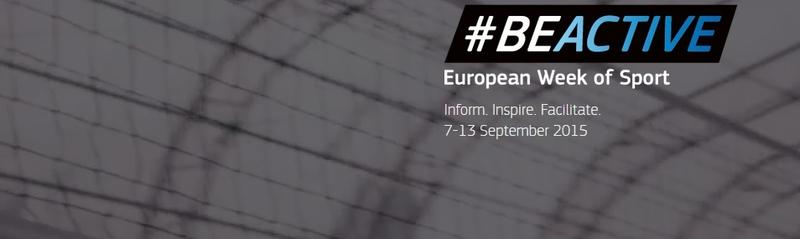 Settimana Europea dello Sport: al via la 1° edizione