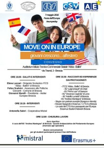 convegno 7 maggio 2016 Move on