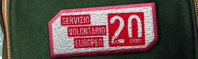 Il Servizio Volontario Europeo compie 20 anni!