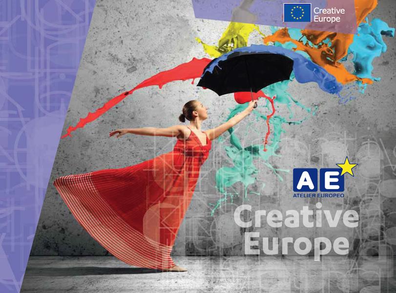 Atelier Europeo, cogliere le opportunità dall'UE per progettare cultura