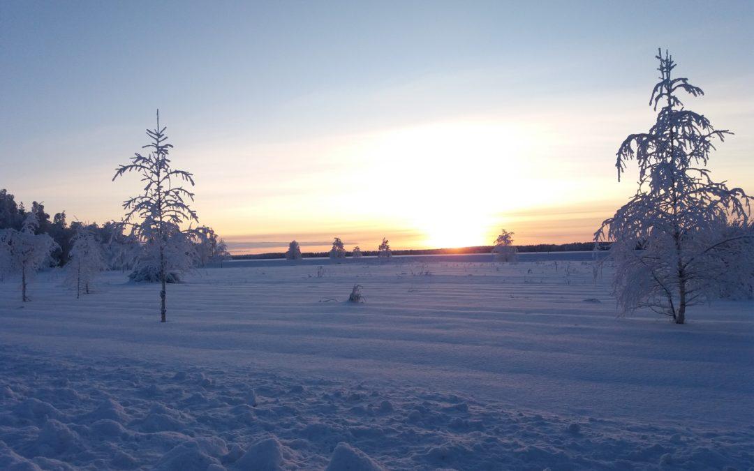 La Finlandia. L'esperienza SVE di Giulia.