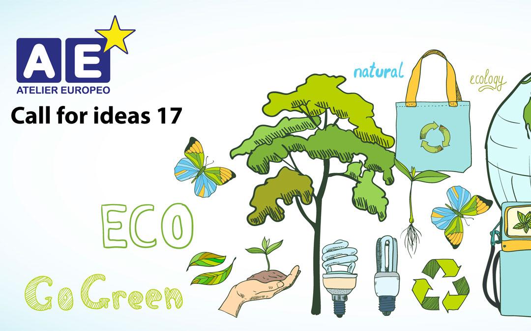 Ambiente e risorse: buone idee cercansi
