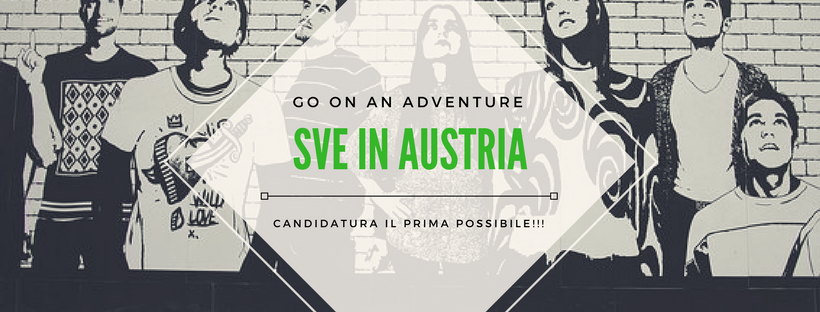 Opportunità SVE in Austria all'interno di un Youth Center