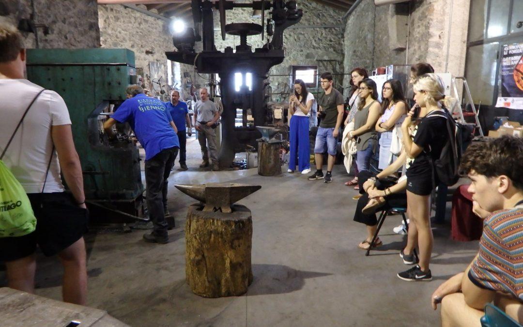 Proseguono le opportunità di mobilità attivate in Valle Camonica in collaborazione con Atelier Europeo