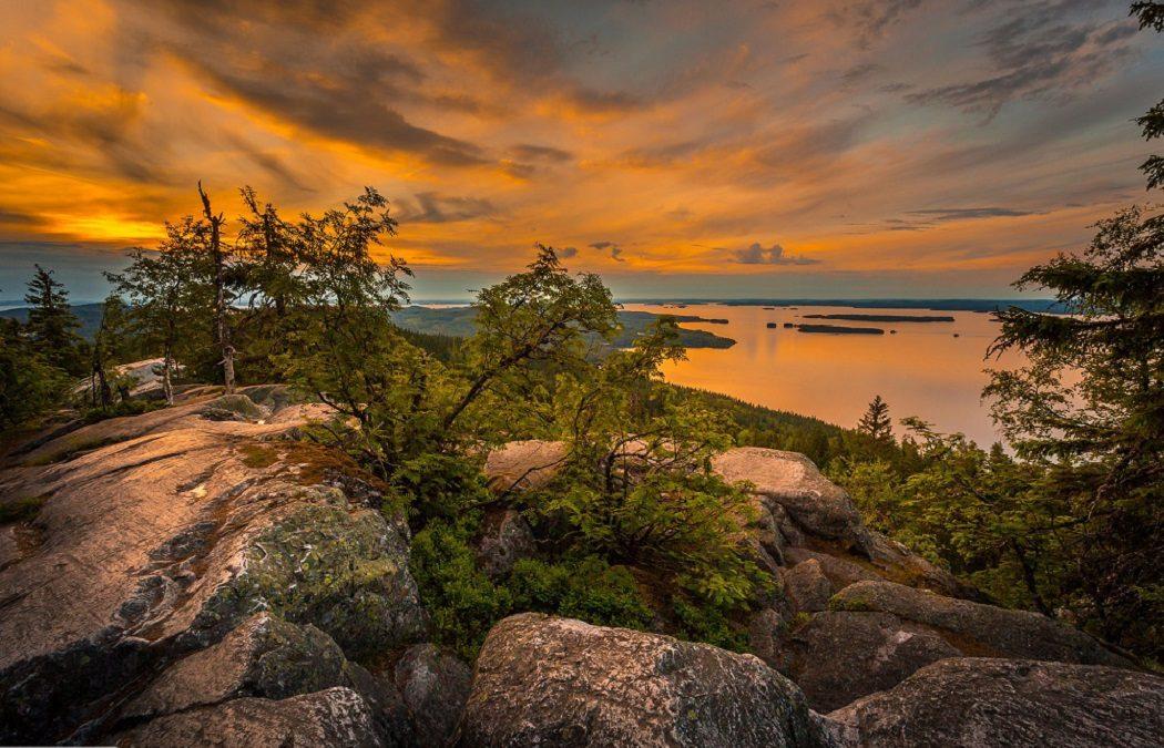 SVE in Finlandia all'interno di un'area naturale protetta
