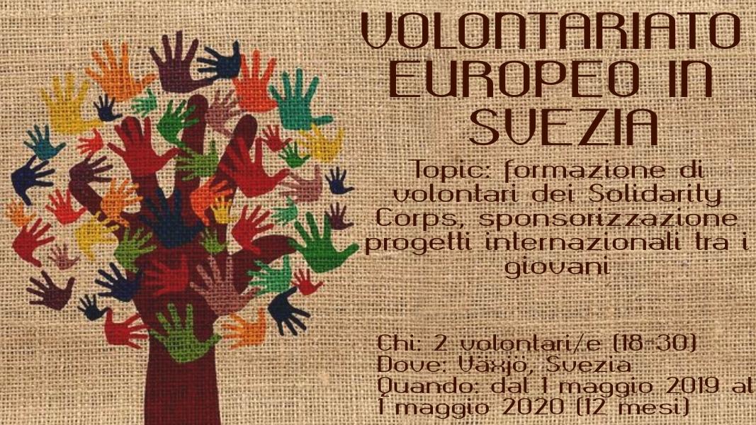 Volontariato Europeo in Svezia