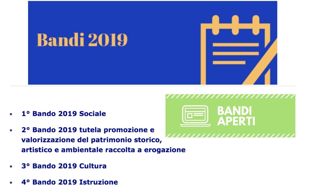 Fondazione della Comunità Bresciana pubblicati i primi 4 Bandi. Risorse per 1.350.000 euro!