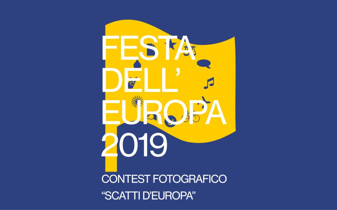 """CONTEST FOTOGRAFICO """"SCATTI D'EUROPA"""""""