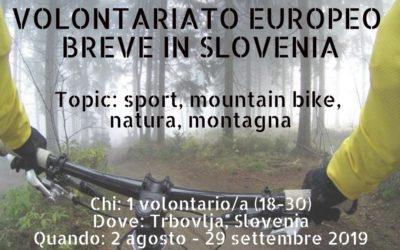 Volontariato Europeo Breve in Slovenia