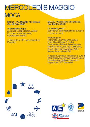 Festa Europa 8 Maggio