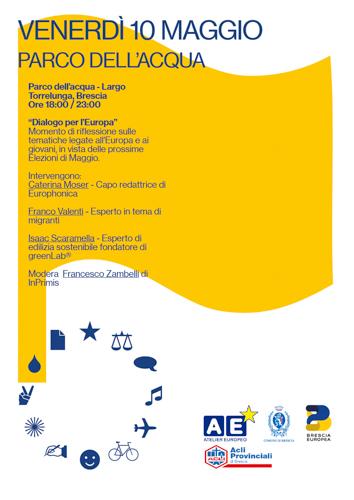 Festa Europa 10 Maggio