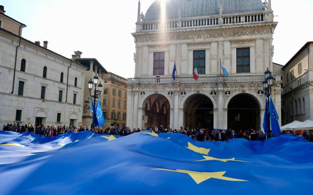 FESTA DELL'EUROPA 2019 cinque giornate di incontri ed eventi per tutti