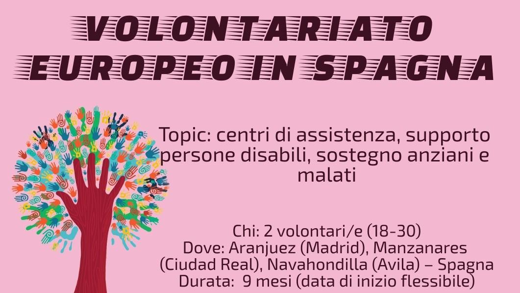 Volontariato Europeo in Spagna