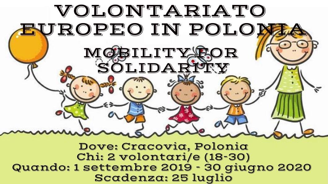 Volontariato Europeo in Polonia