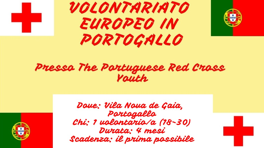 Volontariato Europeo in Portogallo