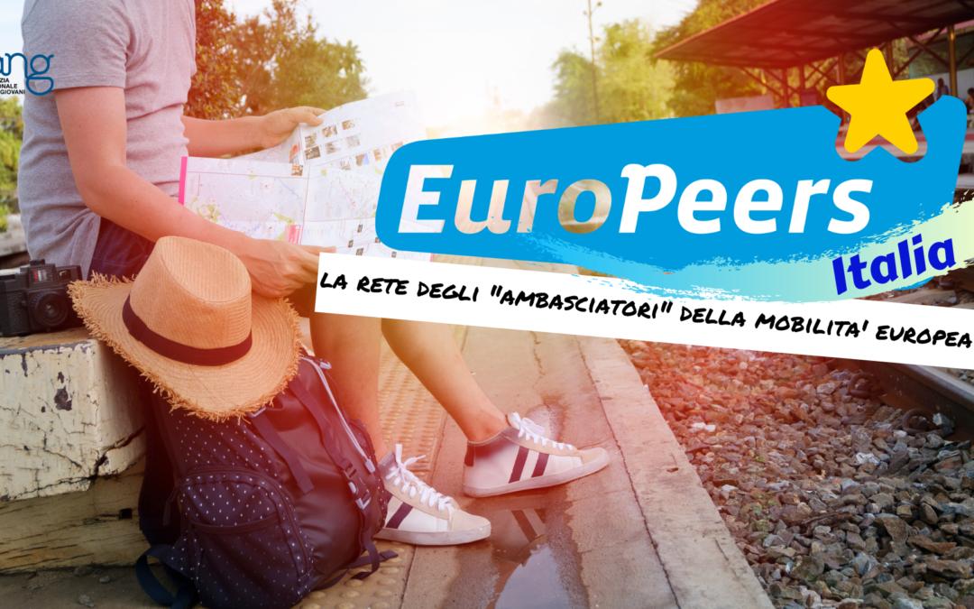 """Nasce Europeers Italia: diventa anche tu """"ambasciatore"""" della mobilità europea"""