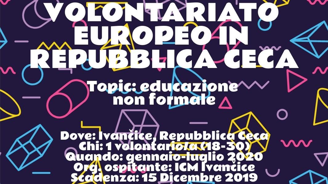 Volontariato Europeo in Repubblica Ceca