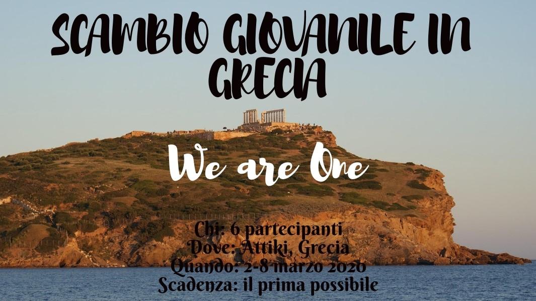 Scambio Giovanile in Grecia