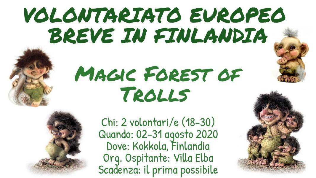 Volontariato Europeo Breve in Finlandia