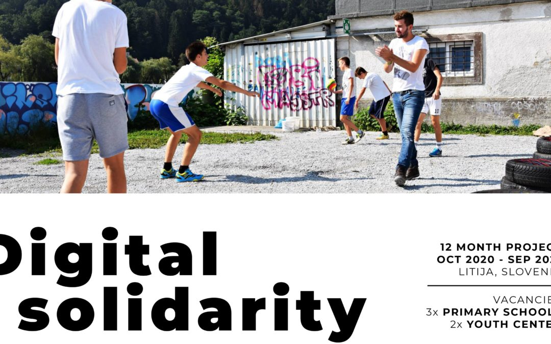 Volontariato Europeo in Slovenia