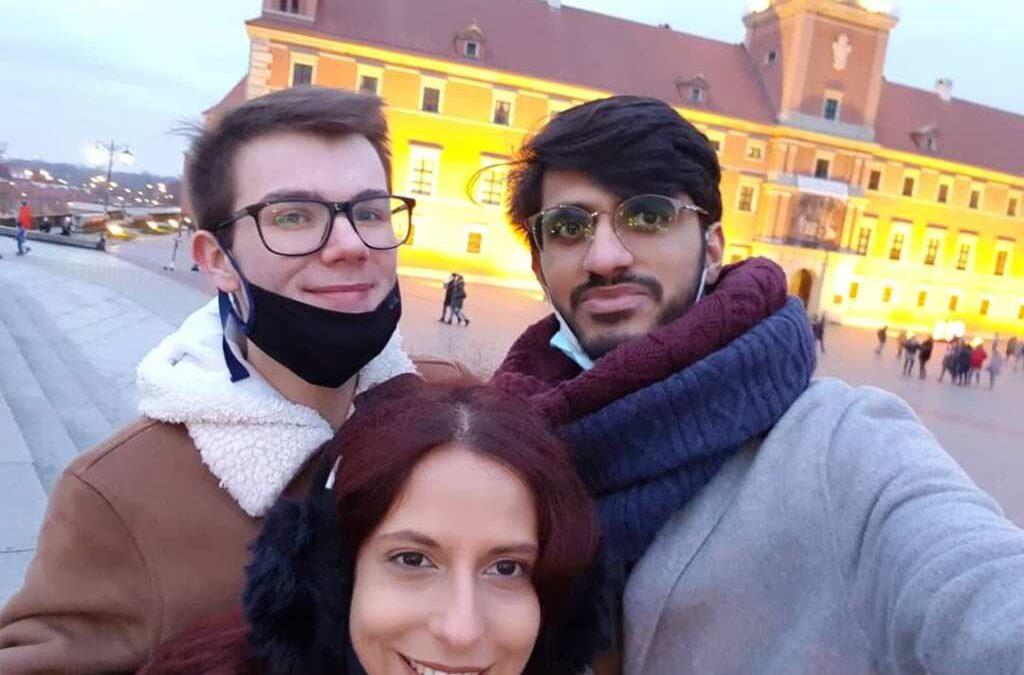 Polonia: progetti, energia e beautiful people