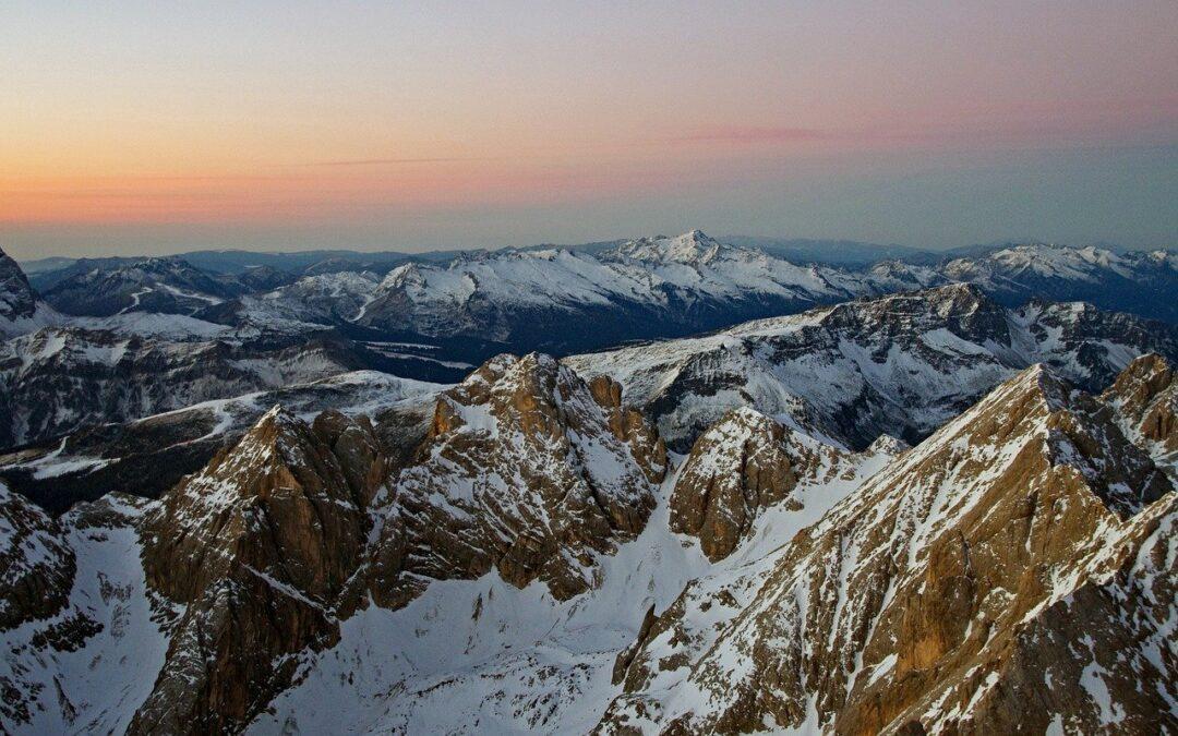 Sulle Alpi contro il cambiamento climatico