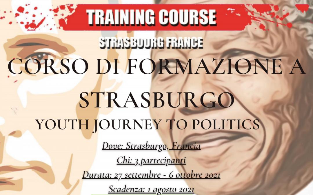 Corso di formazione a Strasburgo