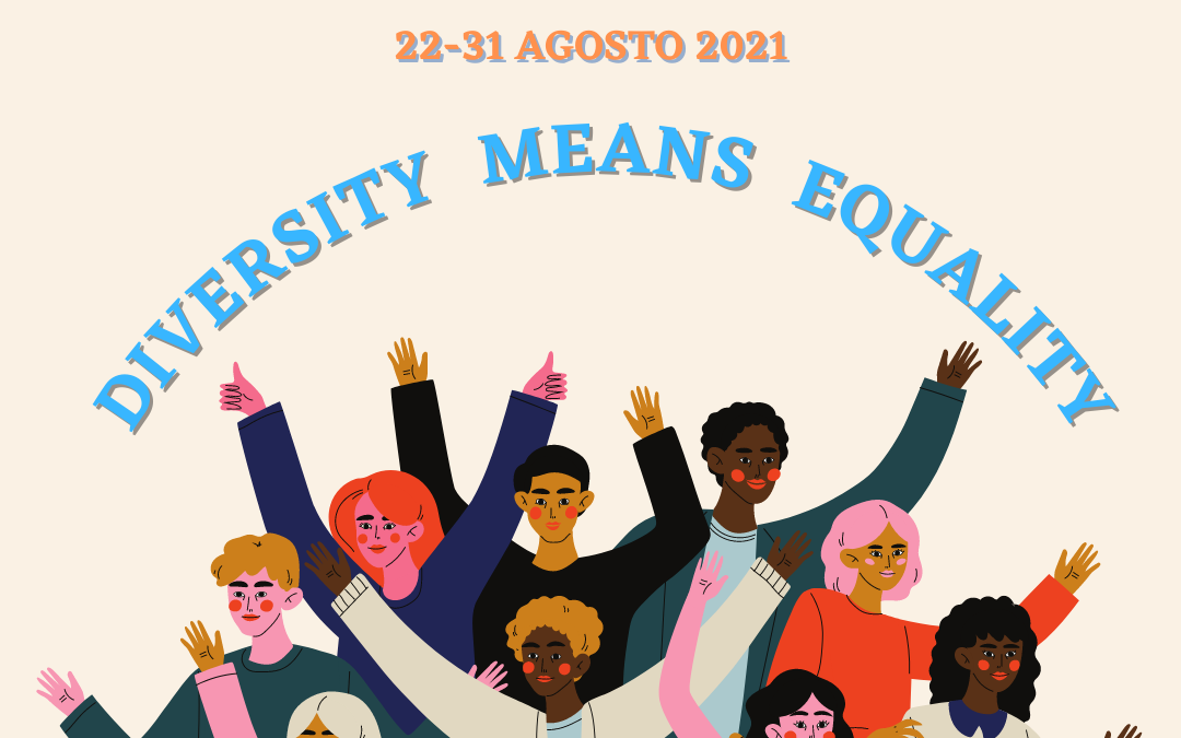 """Scambio Giovanile in Bulgaria: """"Diversity means equality"""""""