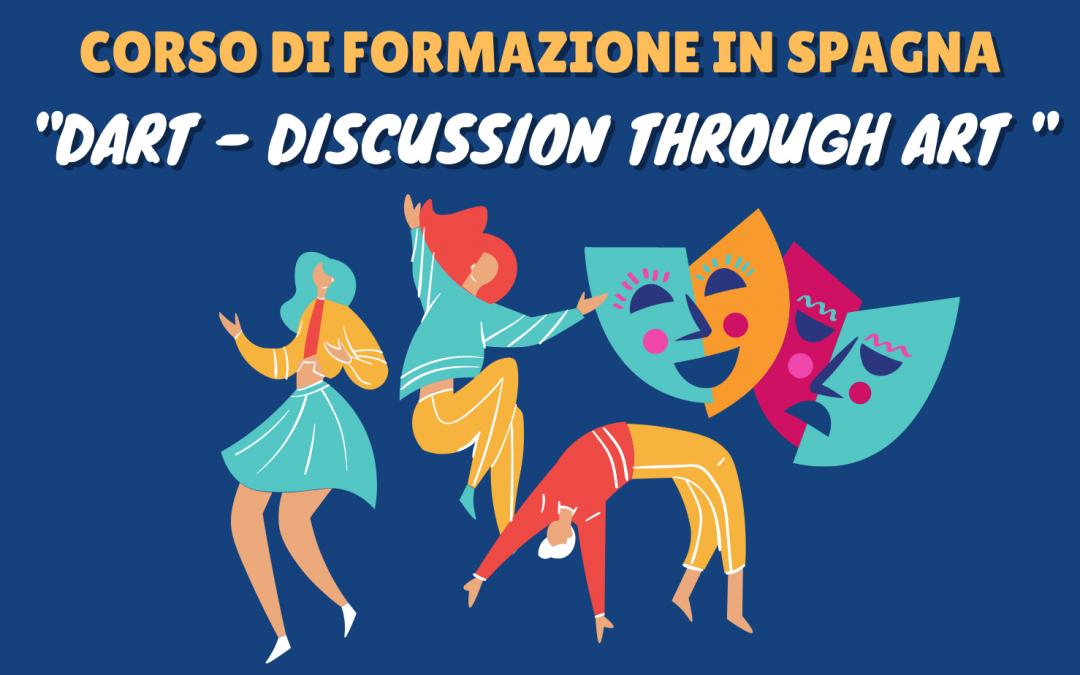 """Corso di formazione in Spagna: """"DART- Discussion Through Art"""""""