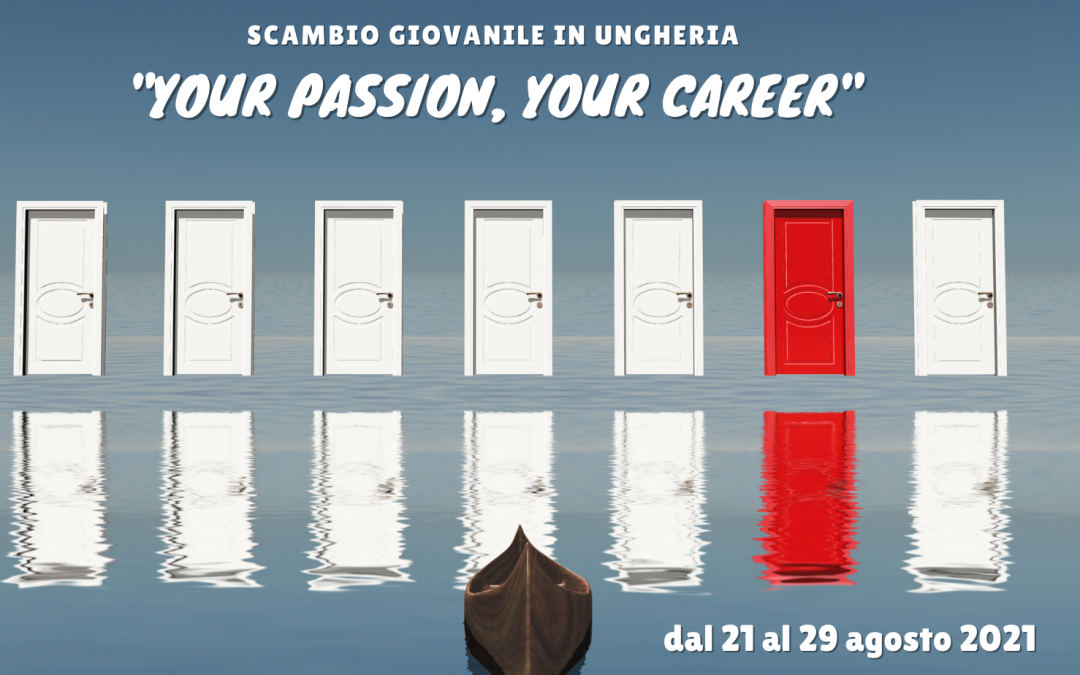 """Scambio Giovanile in Ungheria: """"Your passion, your career!"""""""